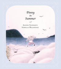Book Cover Pinny in Summer