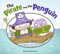 Book Cover Pirate and the Penguin
