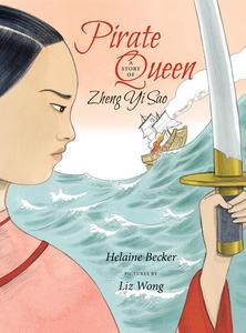 Book Cover Pirate Queen