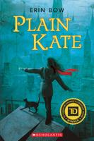 Book Cover Plain Kate