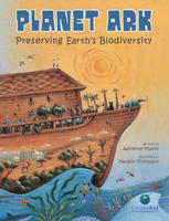 Book Cover Planet Ark