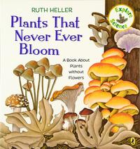 Book Cover Plants That Never Bloom