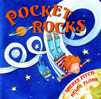 Book Cover Pocket Rocks