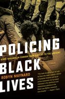 Book Cover Policing Black Lives