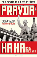 Book Cover Pravda Ha Ha