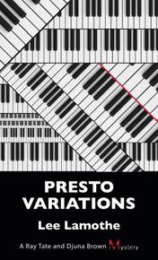 Book Cover Presto Variations