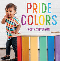 Book Cover Pride Colors