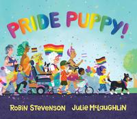 Book Cover Pride Puppy