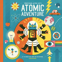 Book Cover Professor Astro Cat's Atomic Adventure