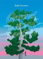 Book Cover Quand le vent souffle, by Todd Stewart
