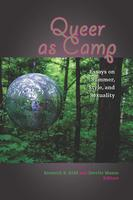 Book Cover Queer as Camp