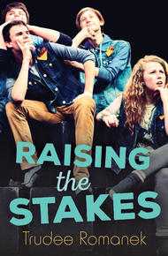 Book Cover Raising the Stakes