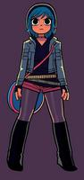 Book Cover Ramona Flowers