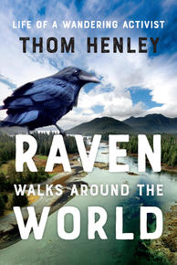 Book Cover Raven Walks Around the World