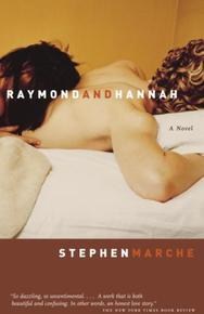 Book Cover Raymond and Hannah
