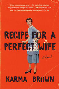 Book Cover Recipe for a Perfect Wife