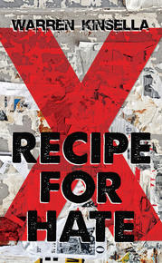 Book Cover Recipe for Hate