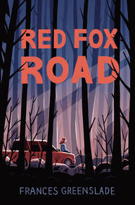 Book Cover Red Fox Road