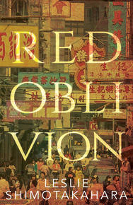 Book Cover Red Oblivion