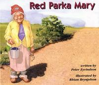 Book Cover Red Parka Mary