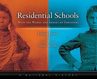 Book Cover Residential Schools