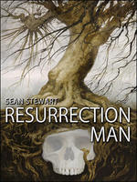 Book Cover Resurrection Man