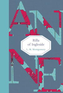 Book Cover Rilla of Ingleside