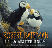 Book Cover Robert Bateman the Boy Who Painted Nature