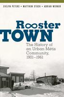 Book Cover Rooster Town
