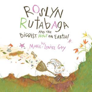 Book Cover Roslyn Rutabaga