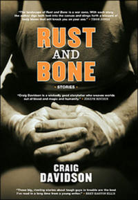 Book Cover Rust and Bone