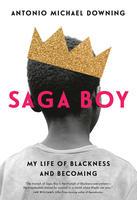 Book Cover Saga Boy