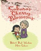 Book Cover Sakura's Cherry Blossoms