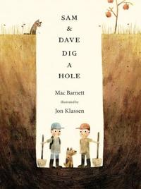 Book Cover Sam and Dave Dig a Hole