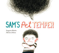 Book Cover Sam's Pet Temper