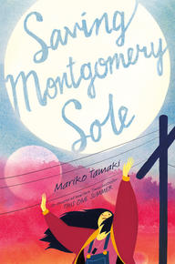 Book Cover Saving Montgomery Sole