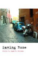 Book Cover Saving Rome