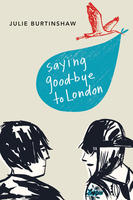 Book Cover Saying Good-bye to London