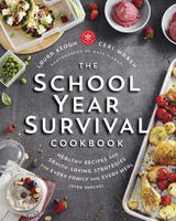 Book Cover School Year Survival Cookbook