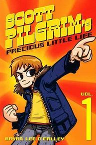Book Cover Scott Pilgrim