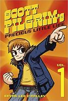 Book Cover Scott Pilgrim