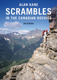 Book Cover Scrambles in the Canadian Rockies