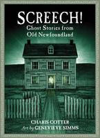 Book Cover Screech
