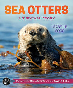 Book Cover SEa Otters a Survival Story