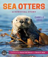Book Cover Sea Otters