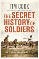 Book Cover Secret History of Soldiers