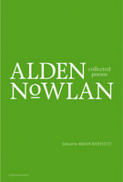 Book Cover Selected Poems of Alden Nowlan