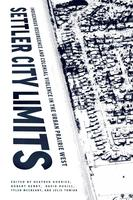 Book Cover Settler City Limits