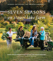 Book Cover Seven Seasons on Stowel Lake Farm