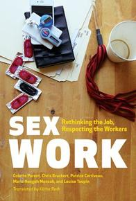 Book Cover Sex Work